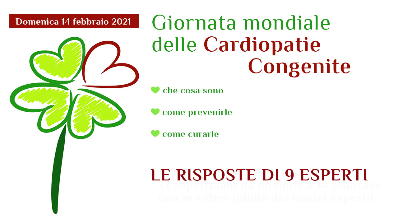 Giornata Cardiopatie Congenite 2021